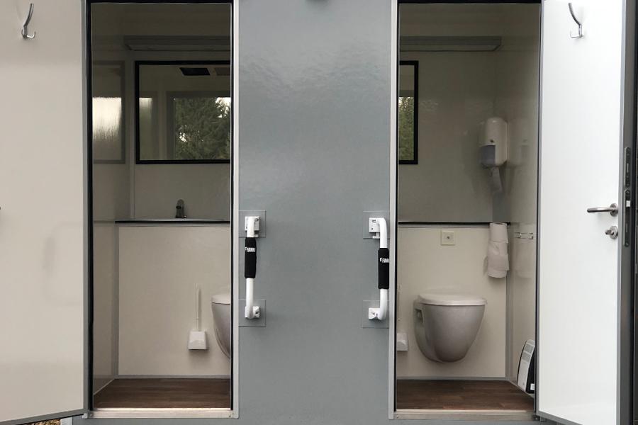 wc wagen innen